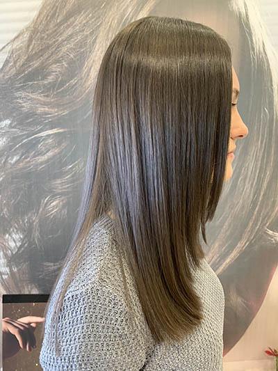 capelli scuri